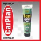 CarPlan T-Cut Color Fast Scratch Remover. Koloryzująca pasta polerska z nanotechnologią (zielona) 150g