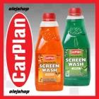 CarPlan Screen Wash. Letni płyn do spryskiwaczy - Pomarańcza (koncentrat) 1l
