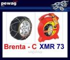Brenta-C XMR 73. Łańcuch śniegowy (komplet na dwa koła)