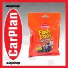 CarPlan Flash Dash Wipes. Ściereczki do czyszczenia kokpitu 15szt. (zapach pomarańczy) XXL szerokość 18cm, długość 23cm