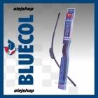BlueCol Aeroflex Wiper Blades. Płaska wycieraczka grafitowa 1szt. 17'' (432mm)