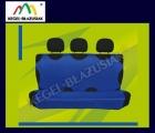 SHIRT RELAX. Pokrowce na tylną kanapę - kolor niebieski