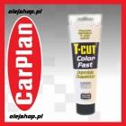 CarPlan T-Cut Color Fast Scratch Remover. Koloryzująca pasta polerska z nanotechnologią (biała) 150g