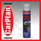 CarPlan Silikon Spray. Preparat do konserwacji gumowych uszczelek 300ml