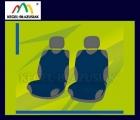Pokrowce koszulki na przednie fotele. Rozmiar A - kolor granatowy