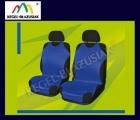SHIRT RELAX. Pokrowce na przednie fotele - kolor niebieski