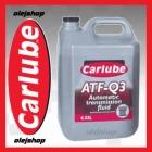 Carlube ATF-Q3 Dexron III. Płyn transmisyjny ATF-Q3 III 4,55L
