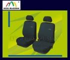 SHIRT AIR BAG. Pokrowce na przednie fotele - kolor popielaty