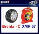 Brenta-C XMR 67. Łańcuch śniegowy (komplet na dwa koła)