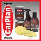 CarPlan NOWY Leather Connoisseur Kit. Zestaw do czyszczenia i konserwacji tapicerki skórzanej
