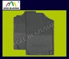 MultiPassform - rozmiar A. Dywaniki samochodowe gumowe przednie
