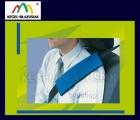 Poduszki koszulki na pas bezpieczeństwa. Kolor niebieski