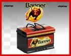 Banner Power Bull. Akumulator 72Ah 660A prawy plus