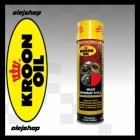 Multi Tefspray P.T.F.E. - Pump Spray. Przeźroczysty smar PTFE z teflonem (pompka spray) 300ml