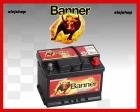 Banner Power Bull. Akumulator 55Ah 480A prawy plus