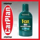 CarPlan T-Cut Wax. Specjalne woskujace mleczko polerskie do pielegnacji nowych lakierów 500ml
