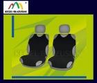 Pokrowce koszulki na przednie fotele. Rozmiar A - kolor czarny