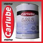 Carlube LM2 Grease. Smar litowy LM2 3kg