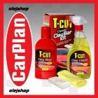 CarPlan T-Cut Classic Clay Bar Kit. Zestaw z glinką do perfekcyjnego oczyszczania lakieru