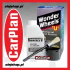 """CarPlan Wonder Wheels """"U"""". Uniwersalny płyn do czyszczenia felg chromowanych - zestaw 500ml"""