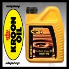 Półsyntetyczny olej silnikowy Emperol 10W-40 5l