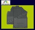 MultiPassform - rozmiar B. Dywaniki samochodowe gumowe przednie