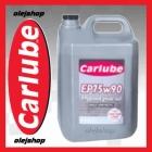 Carlube EP75w90 Gear Oil FULL SYNTHETIC. Olej przekładniowy EP75w90 syntetyczny 4,55L