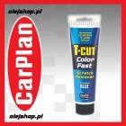 CarPlan T-Cut Color Fast Scratch Remover. Koloryzująca pasta polerska z nanotechnologią (niebieska) 150g