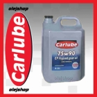 Carlube Hypoid EP75w90 Semi Synthetic.  Olej przekładniowy 4,55L
