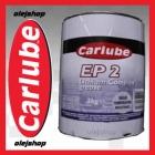 Carlube EP2 Lithium Complex Grease. Odporny na temp. i ciśnienia smar do łożysk EP2 Complex 3kg