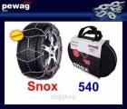 Snox SX540. Łańcuch śniegowy (komplet na dwa koła)
