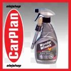 """CarPlan Wonder Wheels """"U"""". Uniwersalny płyn do czyszczenia felg chromowanych - atomizer 500ml"""
