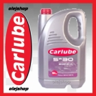 Carlube 5W30 Fully Synthetic Longlife Oil. Olej 5W30 syntetyczny Longlife 4,55L