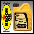 Syntetyczny olej silnikowy PRESTEZA Longlife 5W-30 5l