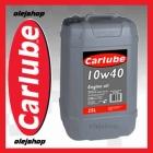 Carlube Triple R 10W40 Semi Synthetic. Olej silnikowy 10W40 Półsyntetyczny do silników benzynowych 25l