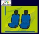 Pokrowce koszulki na przednie fotele. Rozmiar A - kolor niebieski