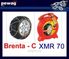 Brenta-C XMR 70. Łańcuch śniegowy (komplet na dwa koła)