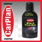 CarPlan Black Trim Wax. Żel do regeneracji elementów plastikowych - czarny 375ml