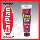 CarPlan T-Cut Color Fast Scratch Remover. Koloryzująca pasta polerska z nanotechnologią (czerwona) 150g
