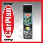 NOWY CarPlan Flash Dash Fresh Citrus. Nowej generacji preparat do czyszczenia desek rozdzielczych (cytrusowy) 500ml
