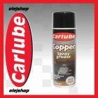 Carlube Copper grease spray. Wysokotemperaturowy smar miedziany 400ml